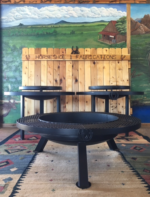 texas custom fire pits