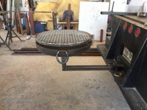 Custom Bbq Grills Amp Firepits Horseshoe1 Fabrication