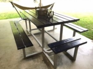 Picnic Table - Customized
