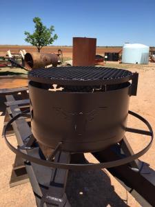 customized-bbq-grill-university-of-texas